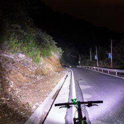 Lampe vélo avant