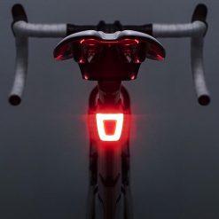 Lampe arrière vélo