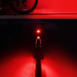 Lumière arrière puissante